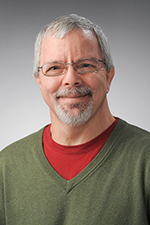 Photo: Supervising Technologist Mark Woods