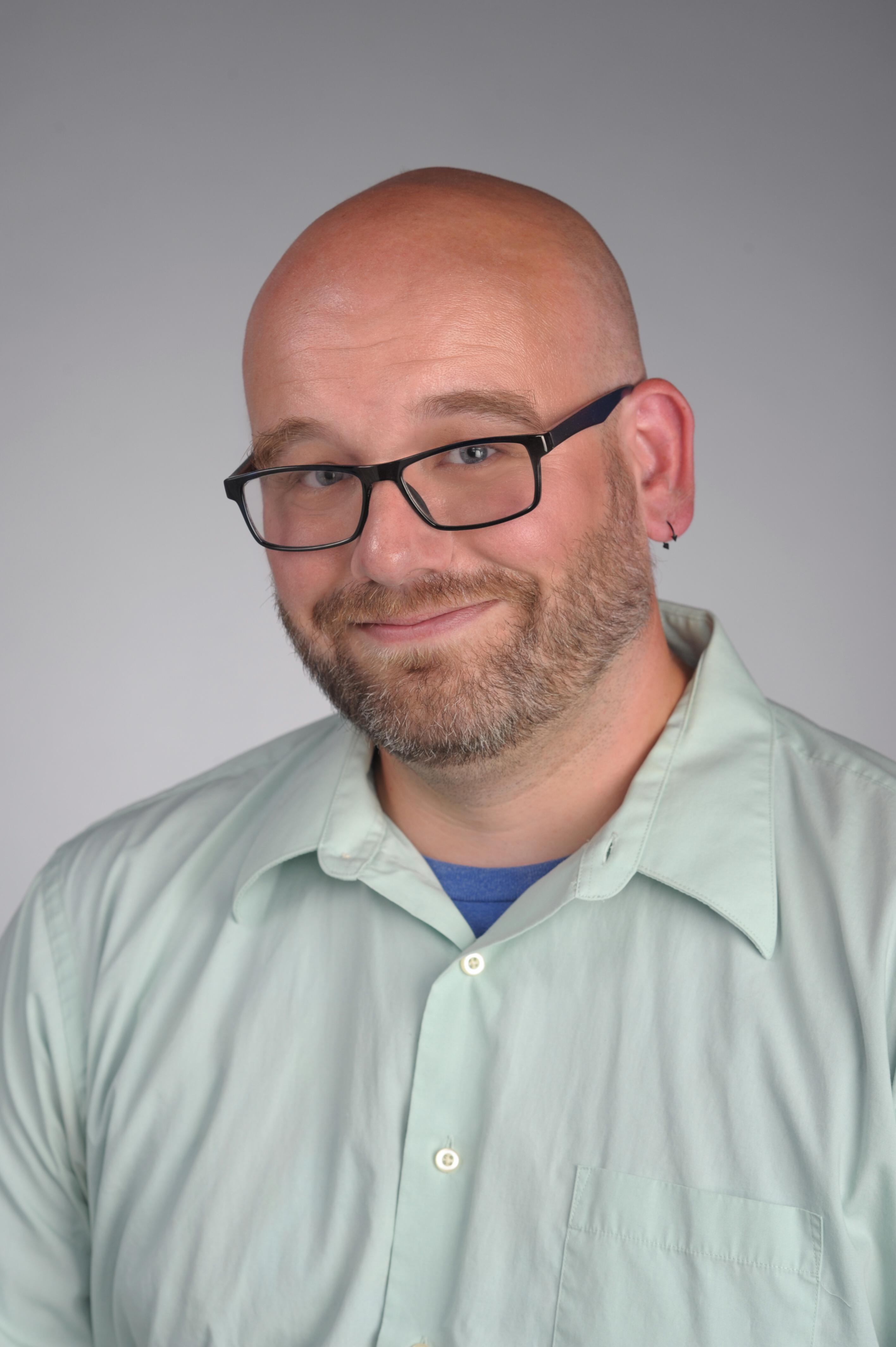 Senior Lab Animal Technician David Carnes